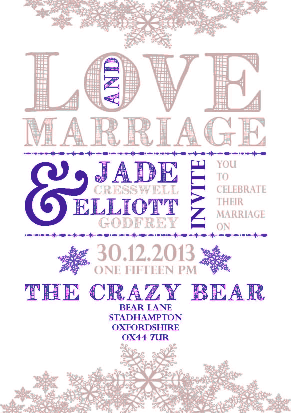 Wedding Invitation Wordings For Friends From Bride And Groom ...